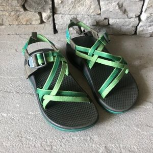 Girls Chaco's, excellent used condition.